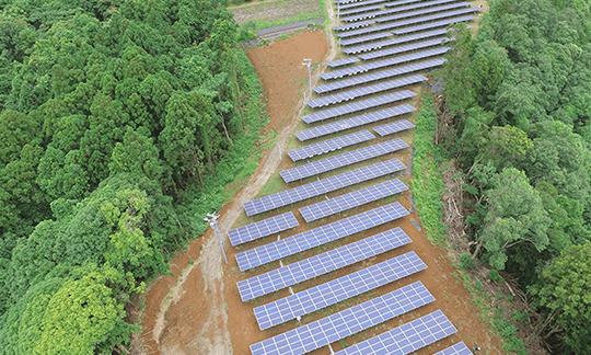 利益が出ているので、太陽光投資が会社の事業として柱になりました。